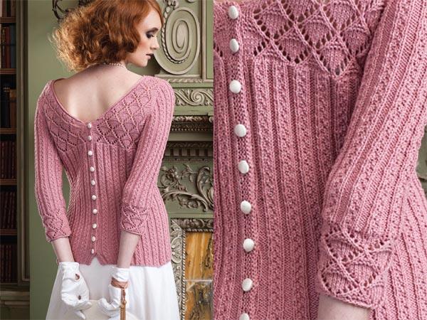 Новое в мире вязаной моды с