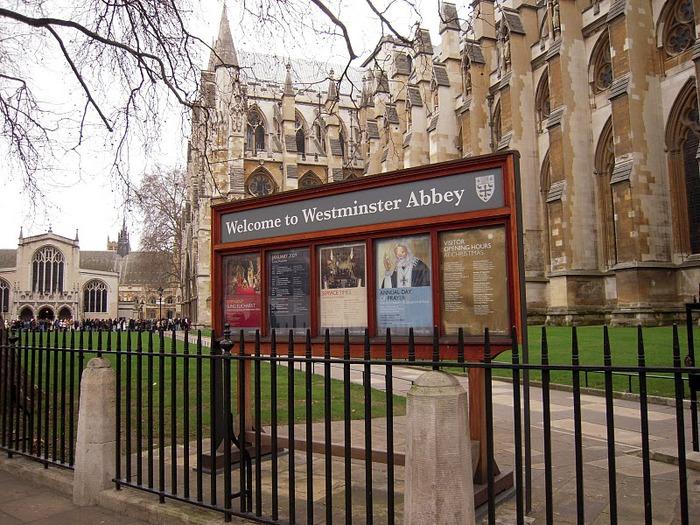 Вестминстерское Аббатство (Westminster Abbey) 13653