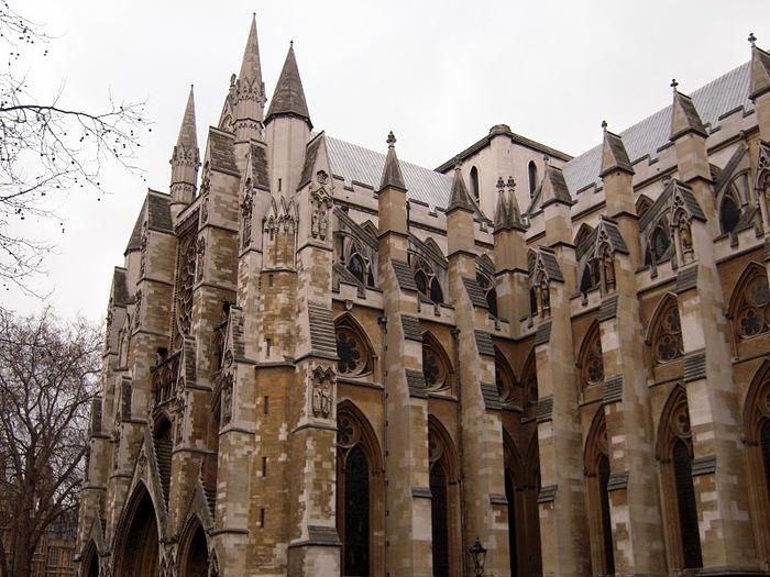 Вестминстерское Аббатство (Westminster Abbey) 83774