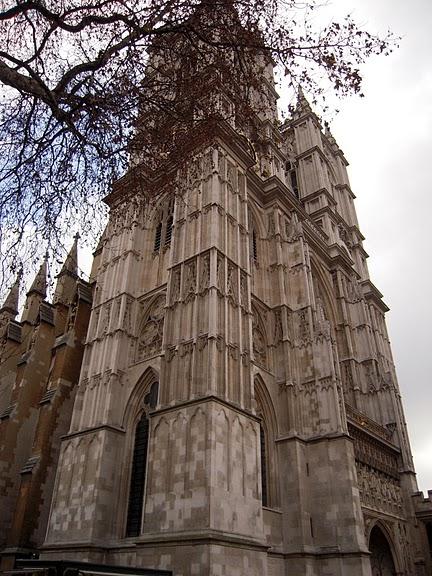 Вестминстерское Аббатство (Westminster Abbey) 42680