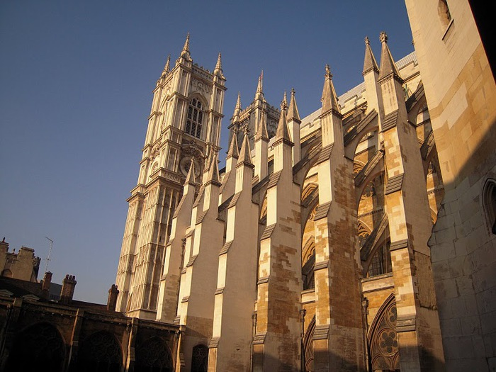 Вестминстерское Аббатство (Westminster Abbey) 51965