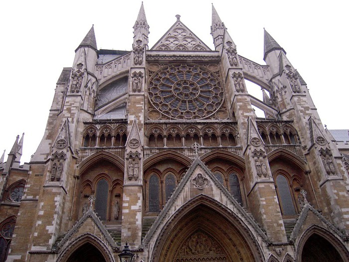 Вестминстерское Аббатство (Westminster Abbey) 94886