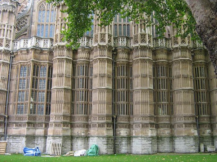Вестминстерское Аббатство (Westminster Abbey) 49452