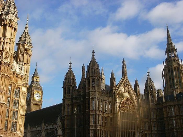 Вестминстерское Аббатство (Westminster Abbey) 50566