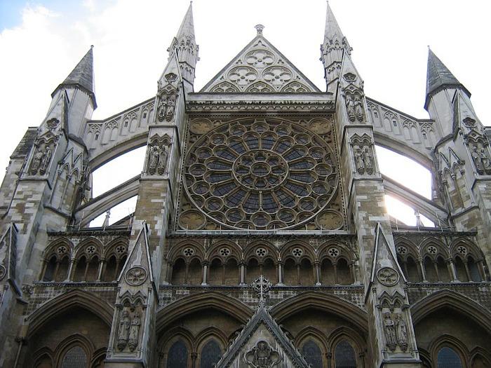 Вестминстерское Аббатство (Westminster Abbey) 93495