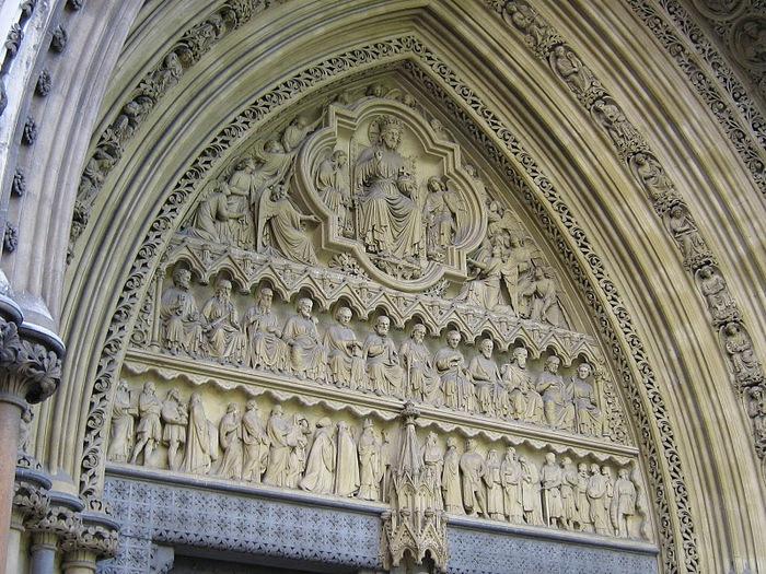 Вестминстерское Аббатство (Westminster Abbey) 83472