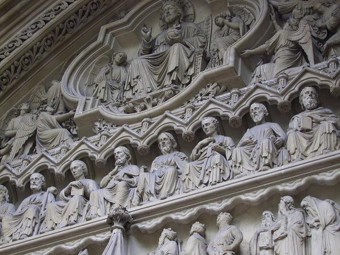Вестминстерское Аббатство (Westminster Abbey) 10567