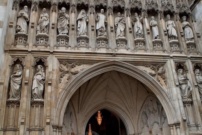 Вестминстерское Аббатство (Westminster Abbey) 80225
