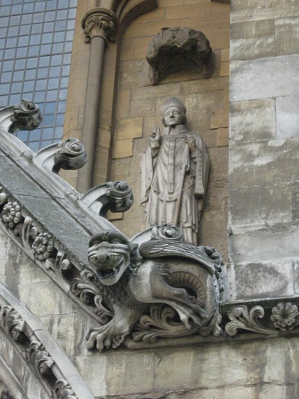 Вестминстерское Аббатство (Westminster Abbey) 31378