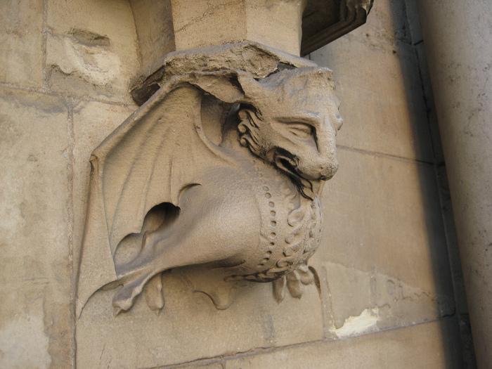 Вестминстерское Аббатство (Westminster Abbey) 25558