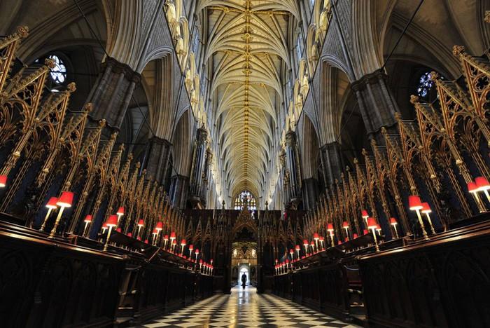 Вестминстерское Аббатство (Westminster Abbey) 75029