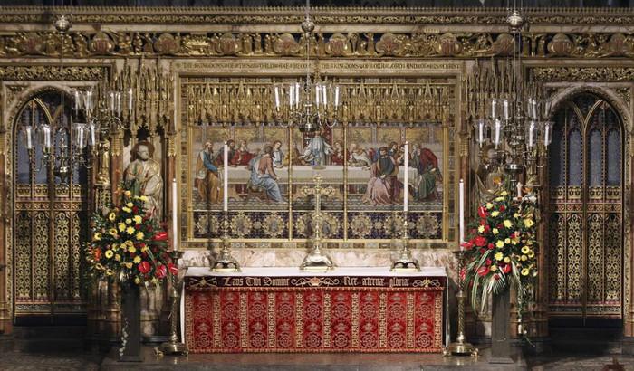 Вестминстерское Аббатство (Westminster Abbey) 66568