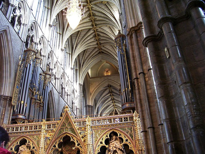 Вестминстерское Аббатство (Westminster Abbey) 47811