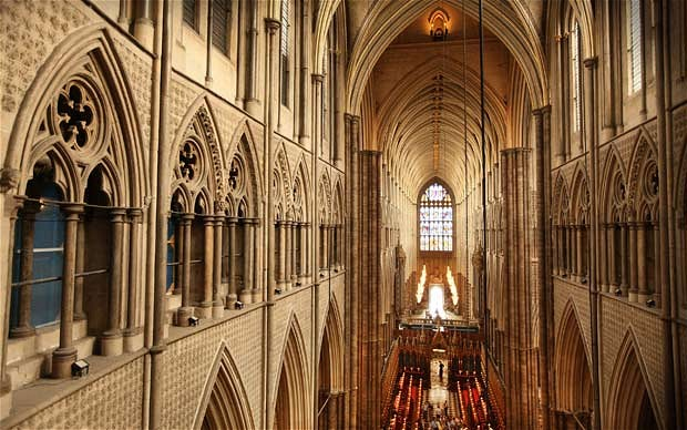 Вестминстерское Аббатство (Westminster Abbey) 96856