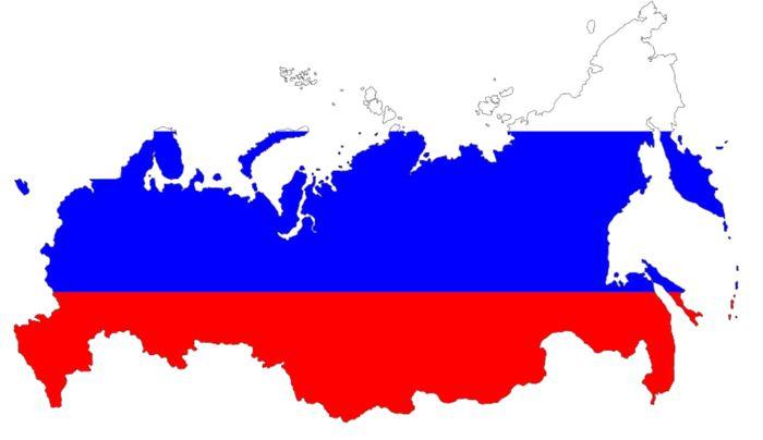 флаг россии анимация