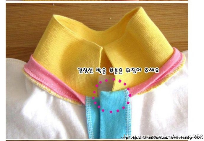 Технология одежды застежки