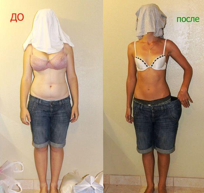 как похудеть девушке на 10 кг