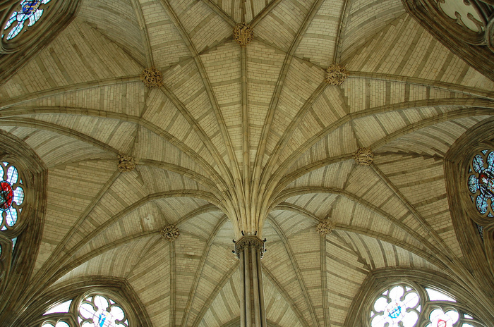 Westminster Abbey Chapter House 78 (700x464, 243Kb)