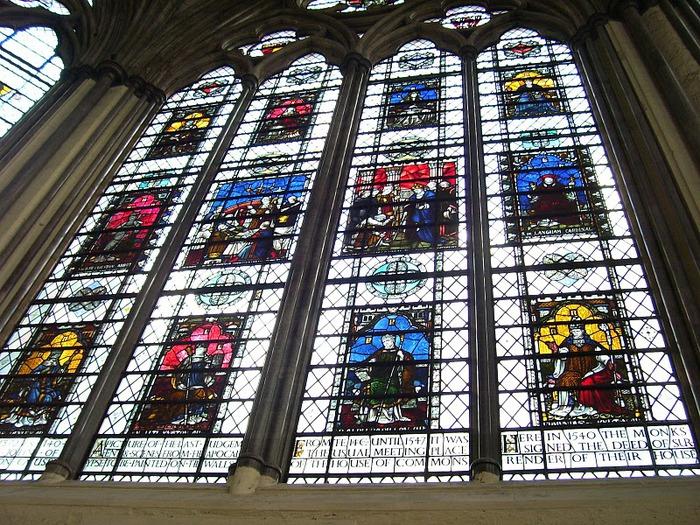 Вестминстерское Аббатство (Westminster Abbey) 46602