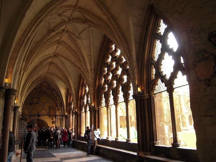 Вестминстерское Аббатство (Westminster Abbey) 18500