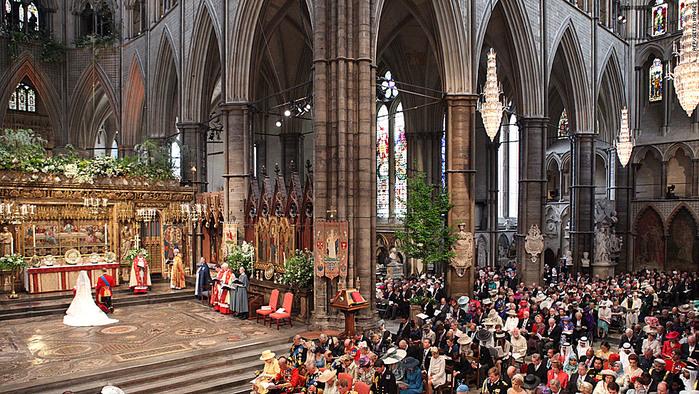 Вестминстерское Аббатство (Westminster Abbey) 49476