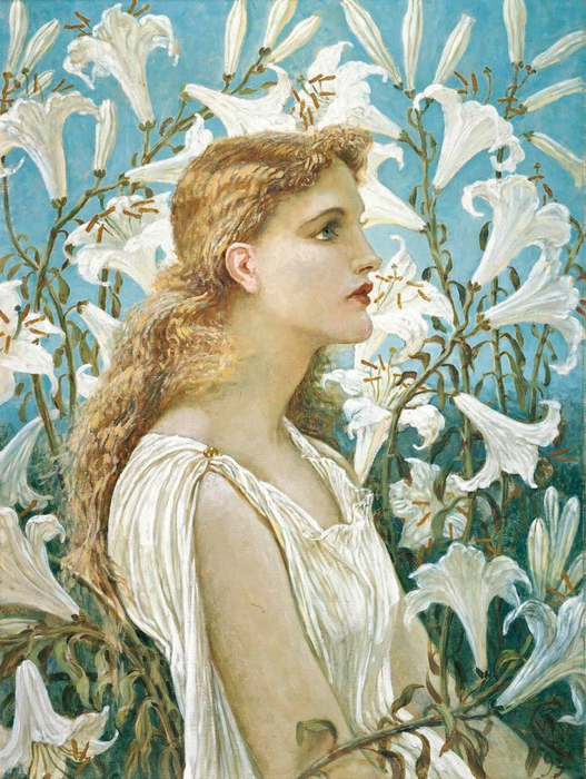2382183_Walter_Crane__Lilies (527x700, 353Kb)