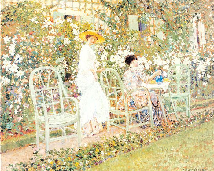 2382183_Frederick_Carl_Frieseke_Lilii (700x560, 141Kb)