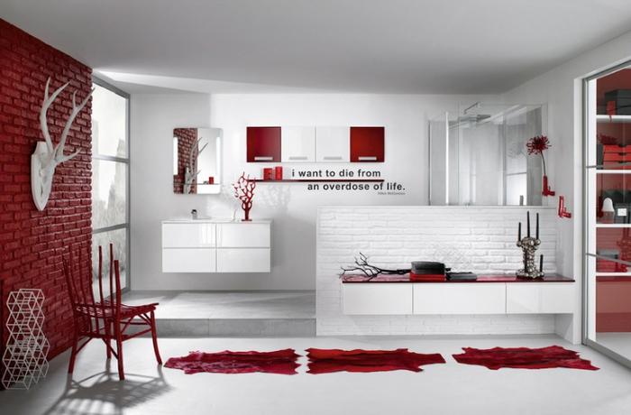 Давайте сегодня посмотрим на стильные ванные комнаты от компании Delpha.