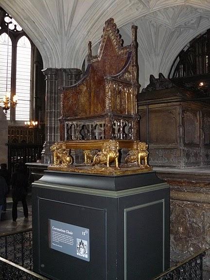 Вестминстерское Аббатство (Westminster Abbey) 13525