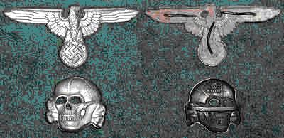 Эсэсовцы любили сравнивать себя с гусарами, которые были телохранителями королей Пруссии.