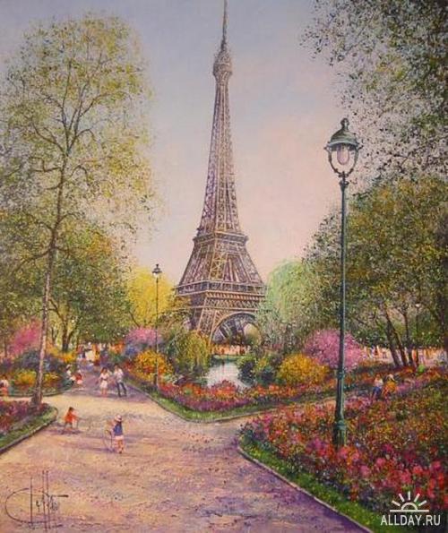 Подарите мне город париж