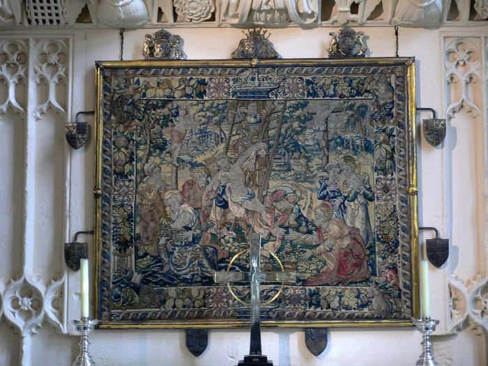 Вестминстерское Аббатство (Westminster Abbey) 95456