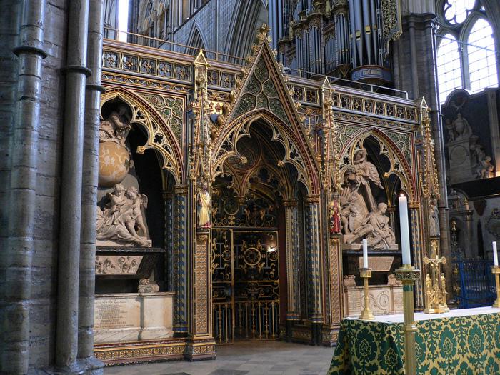 Вестминстерское Аббатство (Westminster Abbey) 27765