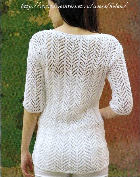 Женские пуловеры ажурные с доставкой