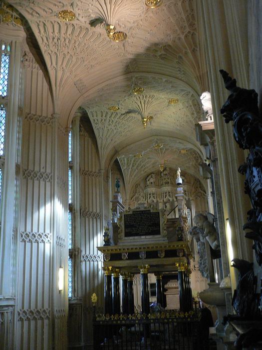 Вестминстерское Аббатство (Westminster Abbey) 52061