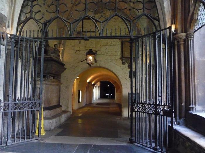 Вестминстерское Аббатство (Westminster Abbey) 18155