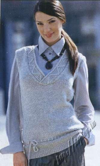 Модели вязанных шапок из меха норки, вязание спицами кофта.