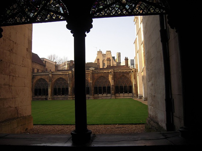 Вестминстерское Аббатство (Westminster Abbey) 52851