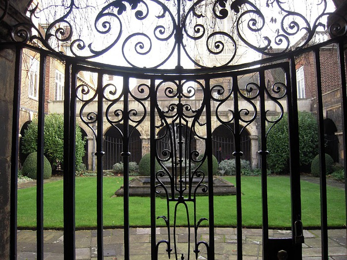 Вестминстерское Аббатство (Westminster Abbey) 76852