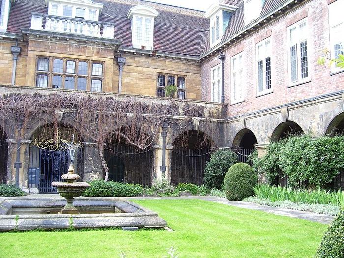 Вестминстерское Аббатство (Westminster Abbey) 50949