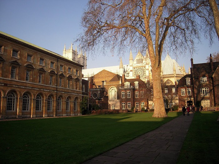 Вестминстерское Аббатство (Westminster Abbey) 58012