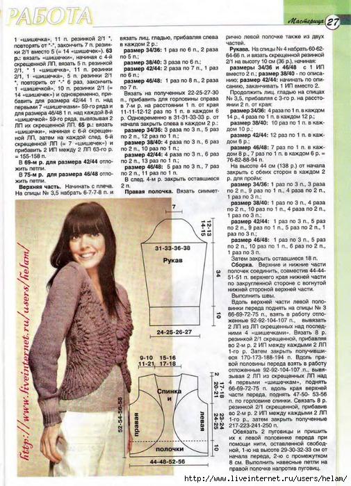来自法国杂志款的上衣 - maomao - 我随心动