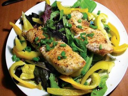 блюда из рыб рецепты фото.