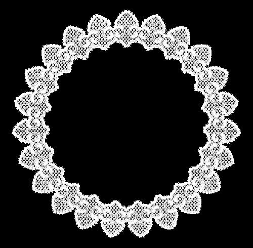 ПРОЗРАЧНАЯ кружевная салфетка (500x490, 206Kb)