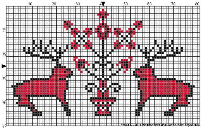 скачать схемы вышивки крестом японский пейзаж