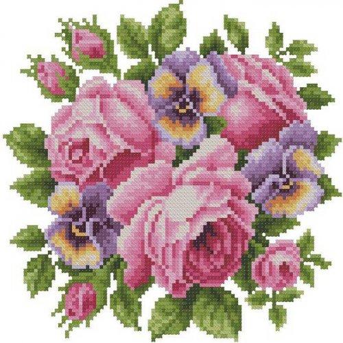 Часть 26 - Подушки-цветы