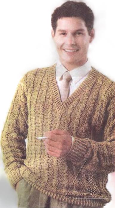 пуловер с косами1 (386x700, 237Kb)