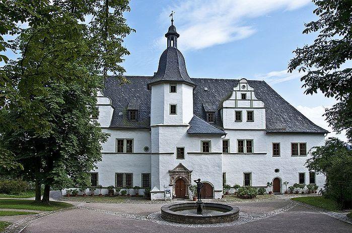 Замки Дорнбург-на-Заале 67578