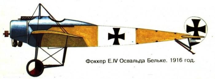 Фоккер Е4 Бельке 40 поб (700x258, 45Kb)