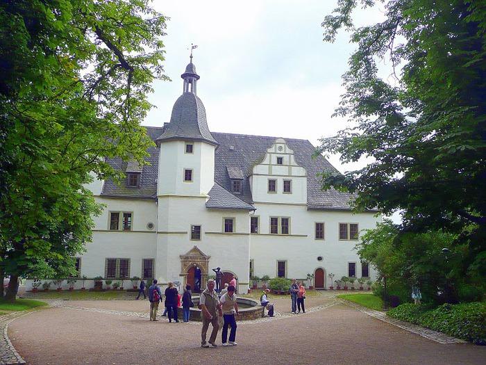 Замки Дорнбург-на-Заале 84962